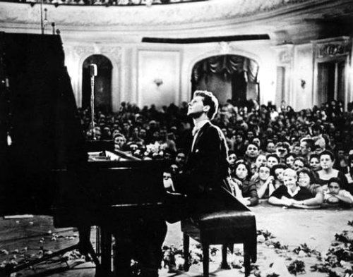 Van Cliburn - International Tchaikovsky Competition - Moscow (1958)