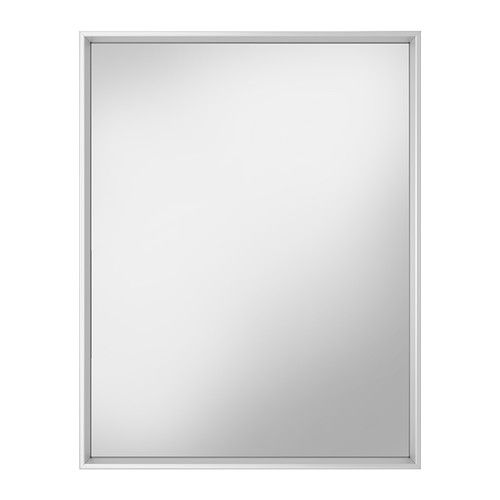 Safety Mirrors For Bathrooms: $49.99 SVENSBY Mirror IKEA Can Be Hung Horizontally Or