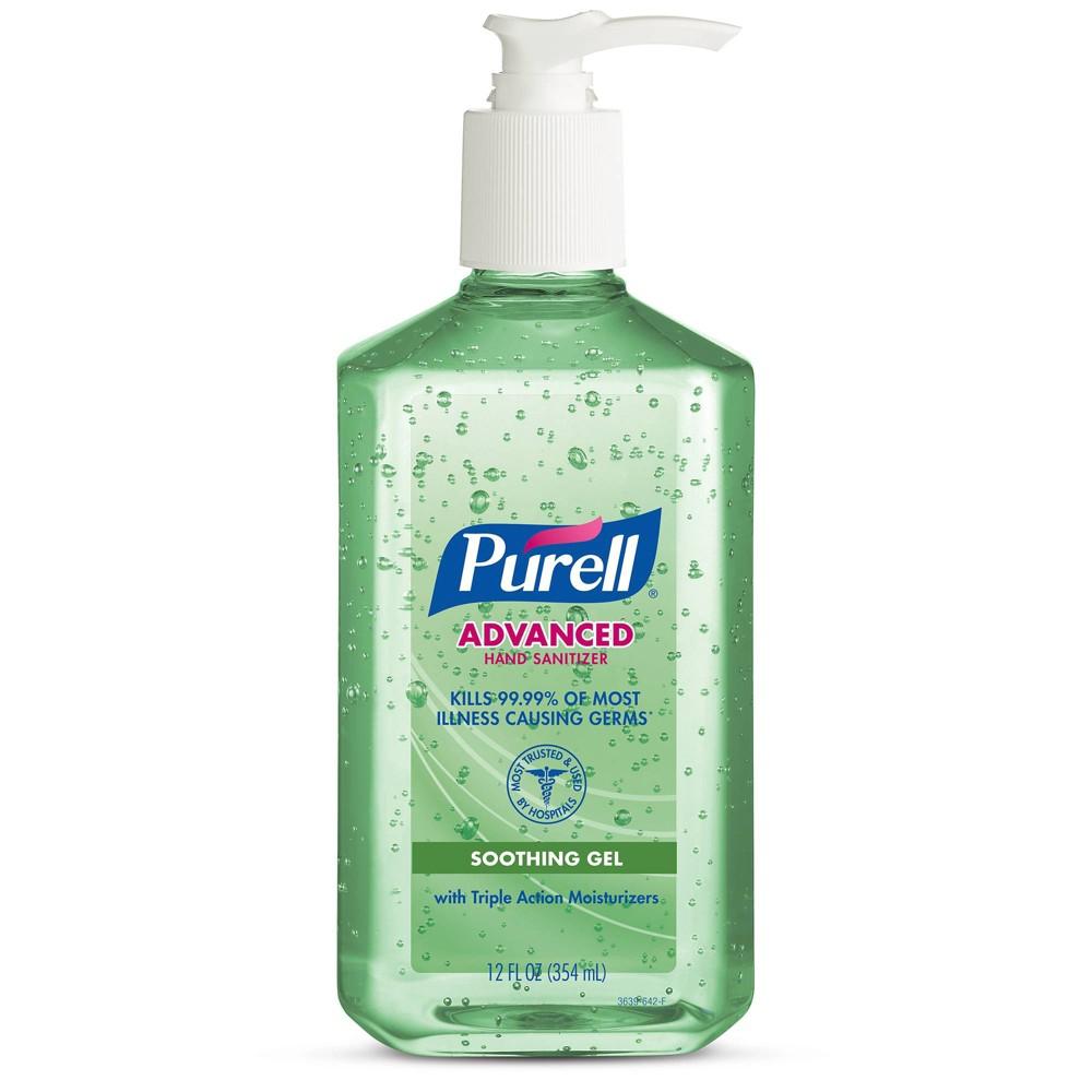 Purell Purell Advanced Hand Sanitizer Refreshing Gel 8 Oz