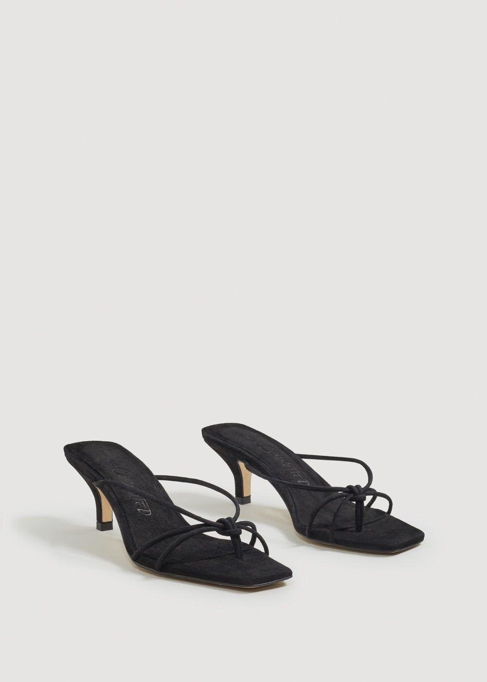 6c95467ab9 Heel leather sandals - Women