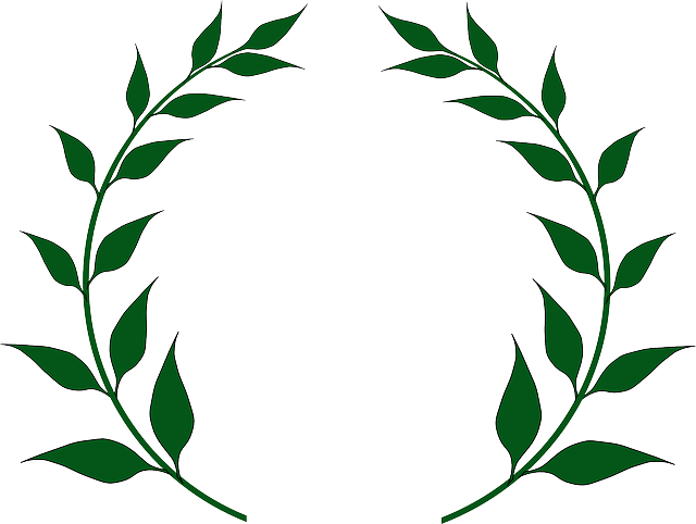Free Image On Pixabay Laurel Wreath Wreath Greek Laurel Wreath Olive Branch Wreath Wreath Drawing