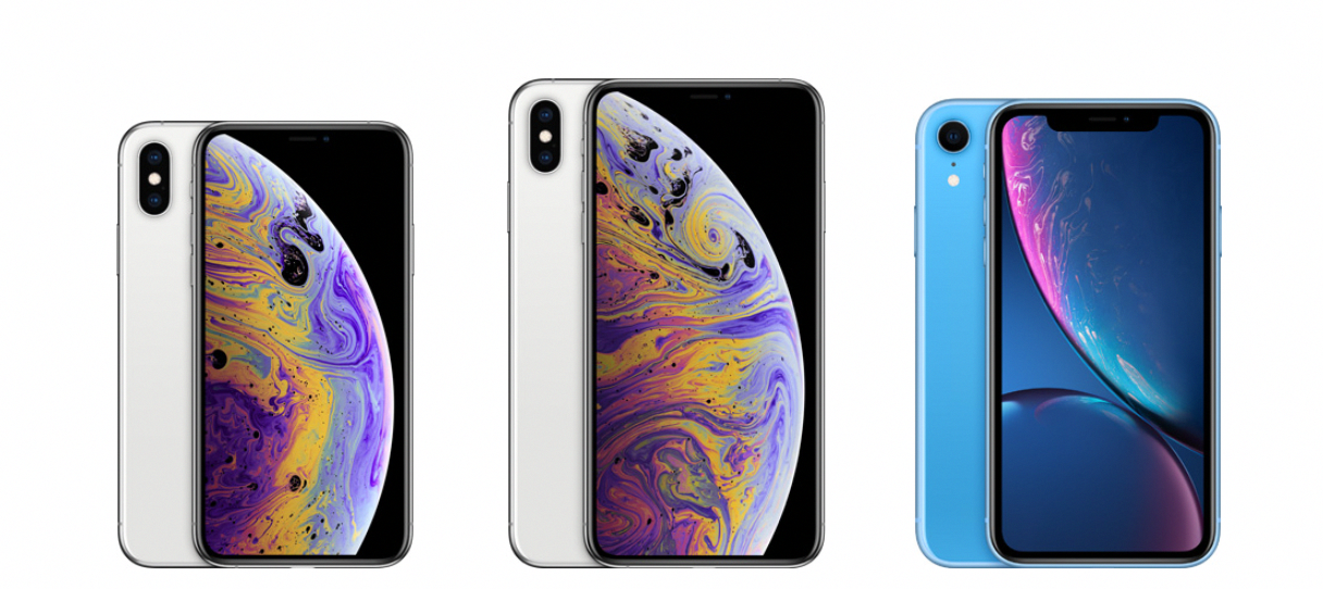 iPhone Xs, iPhone Xs Max y iPhone Xr iPhoneXS Iphone