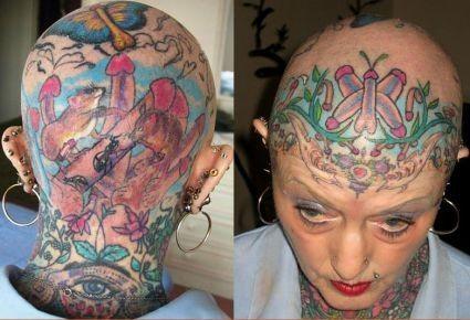 Image result for Isobel Varley Genital Tattoo   Tattoos   Bad ...