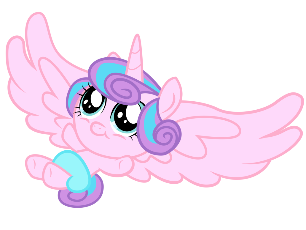 My Little Pony Printable Coloring Pages Twilight Sparkle : Baby flurry heart smiling mlp pony mlp and humor