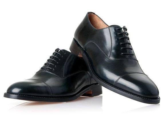 best loved c8263 ef130 No. 456   Schuhe Herren   Oxford schuh, Herrenschuhe schwarz ...