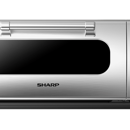 Sharp Superheated Steam Countertop Oven Coffee Banana Smoothie