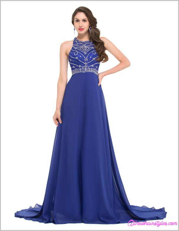 Awesome Blue Prom Dresses
