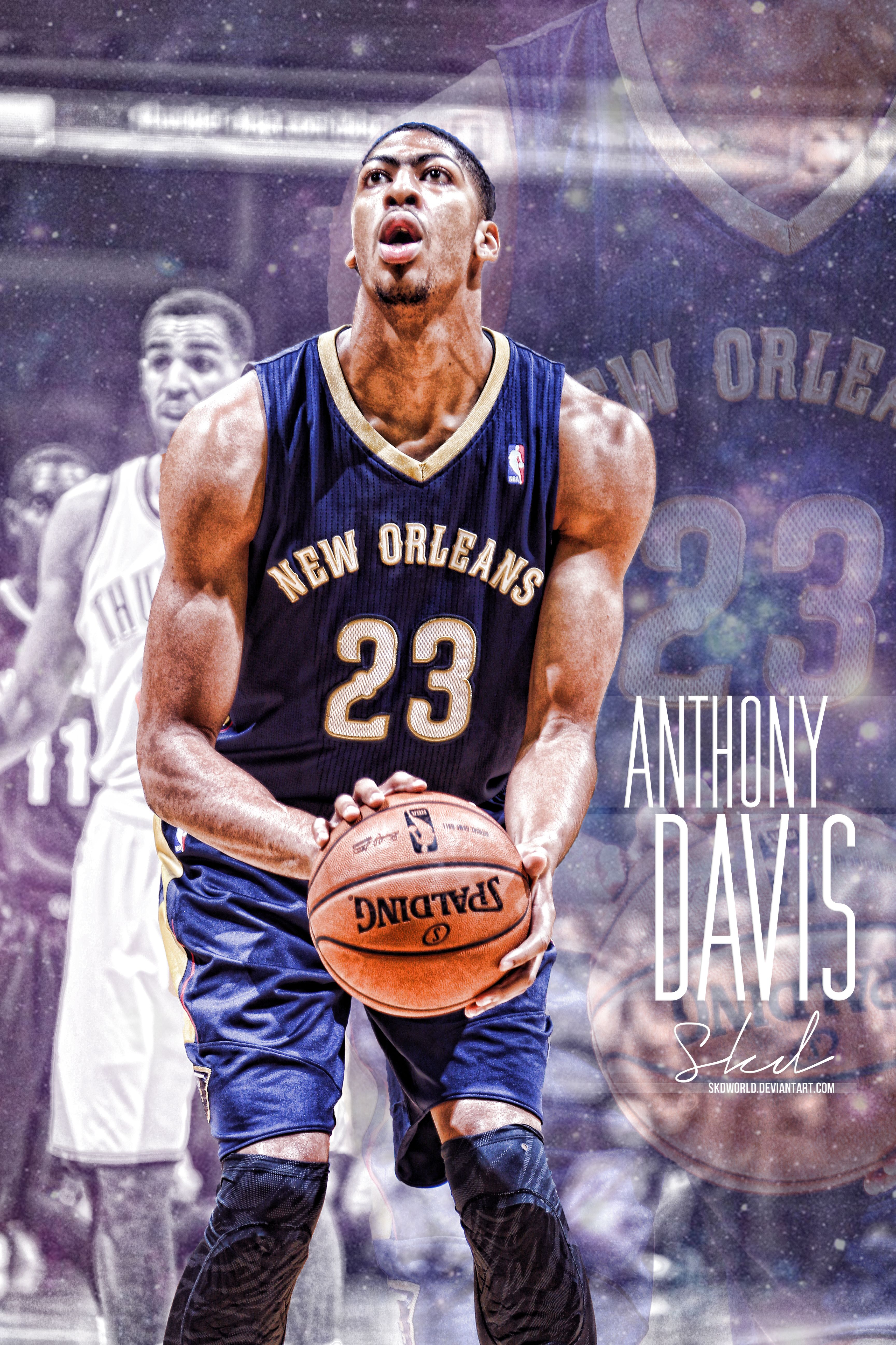 Anthony Davis Wallpapers Wallpaper Cave Anthony Davis Anthony Davis