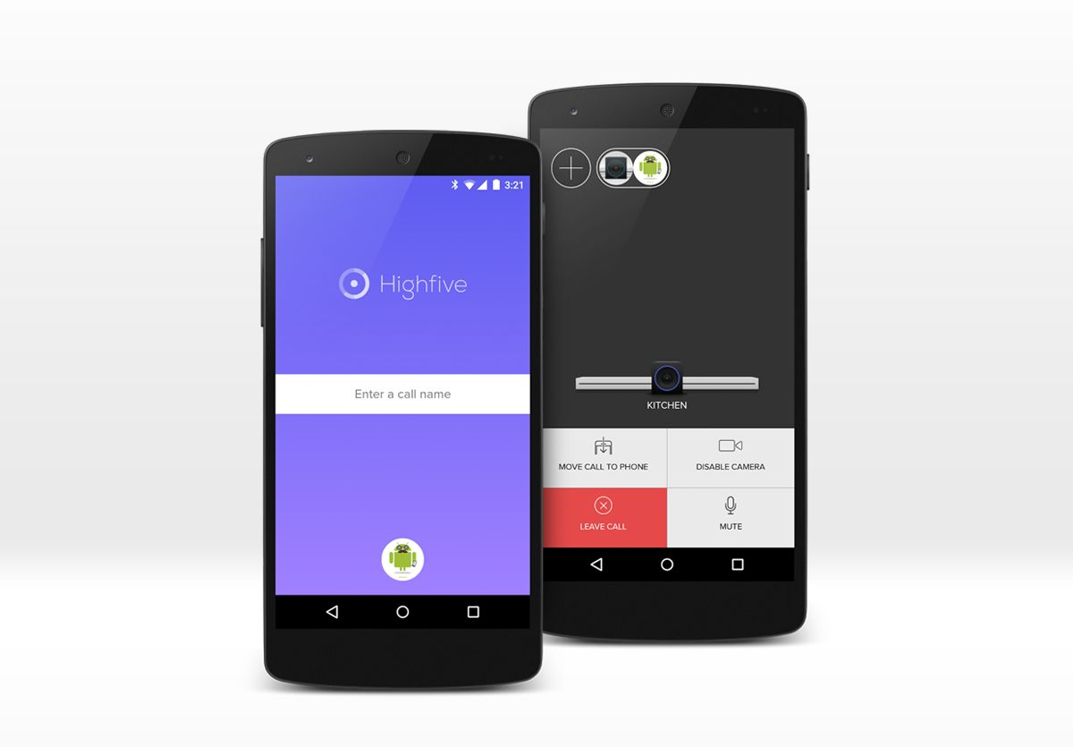 Download the New Highfive Video Conferencing App for