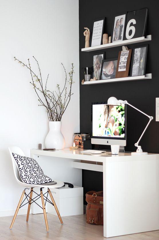 La oficina n rdica en casa despacho en casa decoraci n for Oficina postal mas cercana