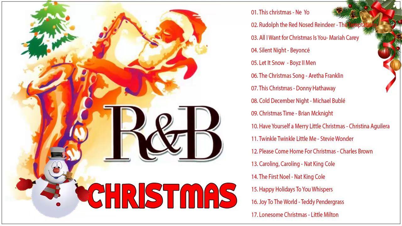 R B Christmas Songs Album 2019 Best R B Christmas Songs 2019 R B Chr Ne Yo