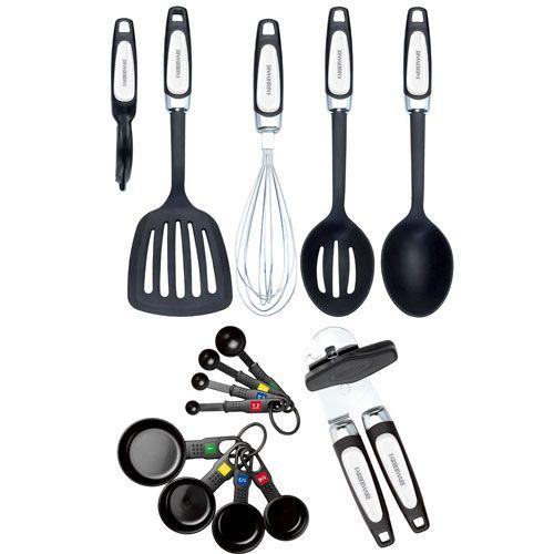 Farberware 14-Piece Professional Tool and Gadget Set   Walmart ...