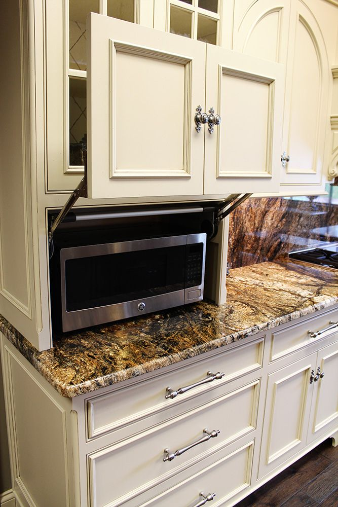Appliance Garages Keep Your Appliances Hidden When Not In Use Fci3 Com Can Help You Achieve This Look Kitchen Appliances Kitchen Modern Kitchen Design