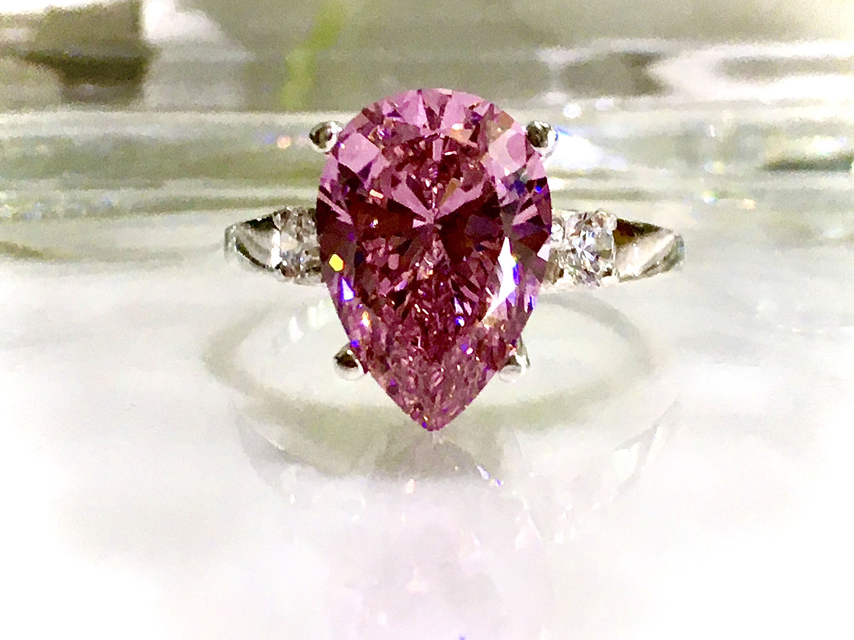 Natural~Rare brillance Pinkish Purple Rhodolite Garnet 1.57 Ct. Oval Solitaire Sterling Silver Ring Engagement,Wedding,Promise,Birthday