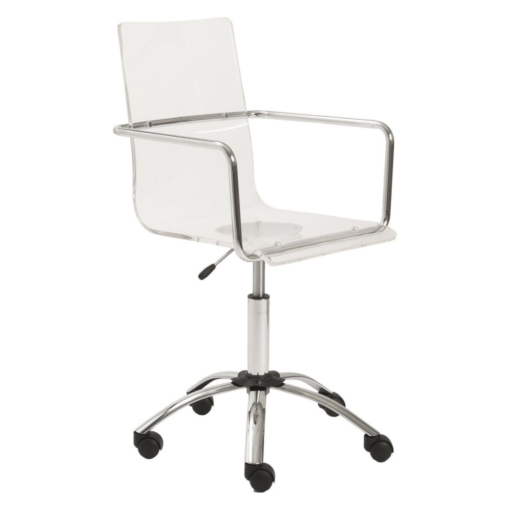 lucite office chair on wheels http productcreationlabs com