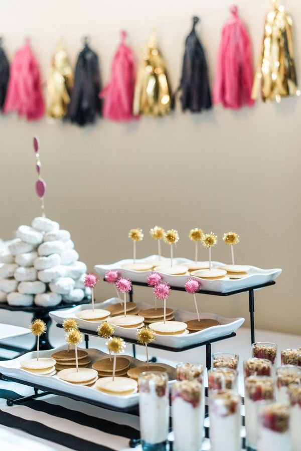 6cb977590b7c What makes great finger food for a bridal shower  Brunch treats!