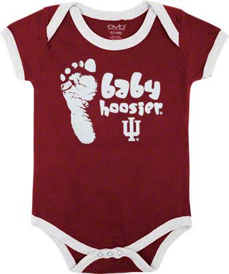 the best attitude 7e45d d60de Indiana Hoosiers...nuff said | Baby Stuff I Love | Alabama ...