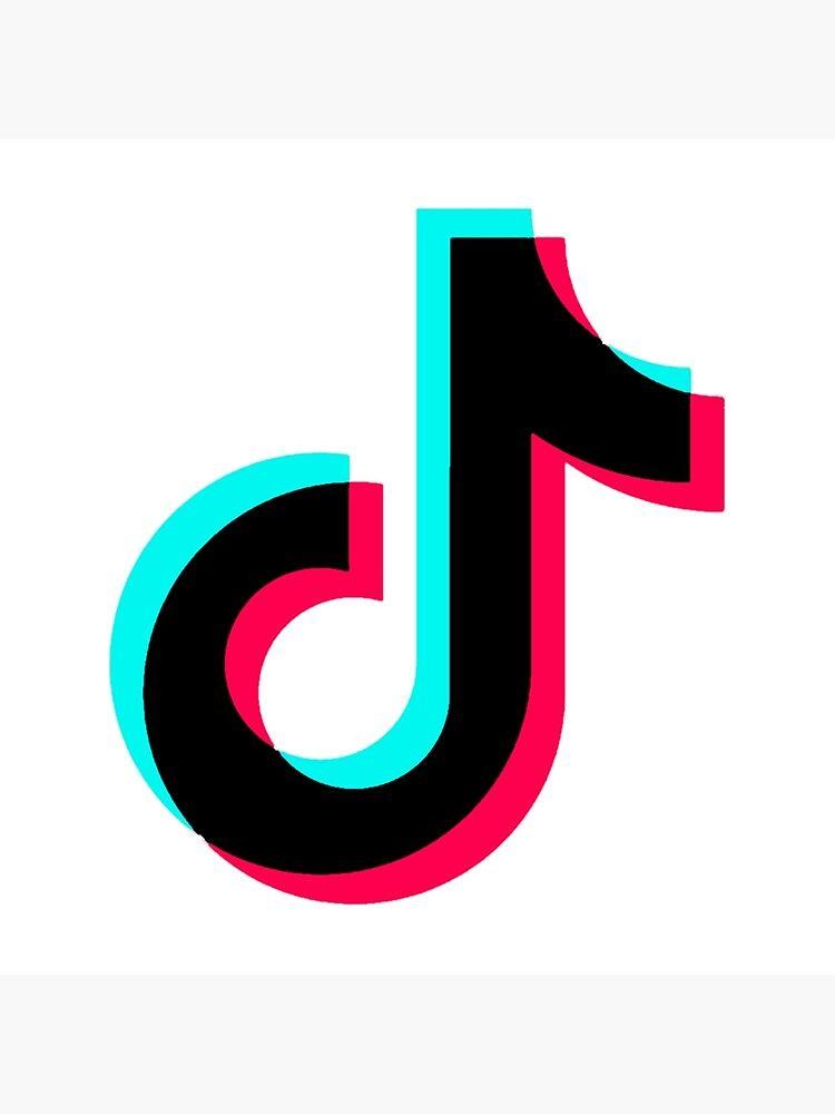 Tiktok Memes Poster By Apstarz337 Youtube Logo Snapchat Logo Logo Sticker