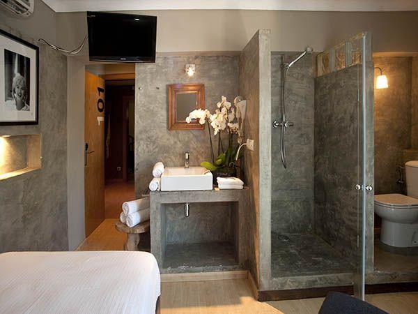 Soluzioni per il bagno aperto in camera da letto http - Soluzioni per il bagno ...