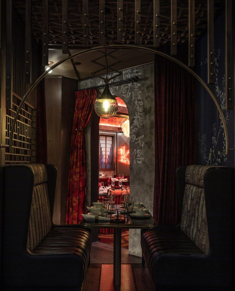 Restaurant Top Project By Joyce Wang Interior Design Inspirations In 2020 Luxury Restaurant Restaurant Design Interior Design Inspiration