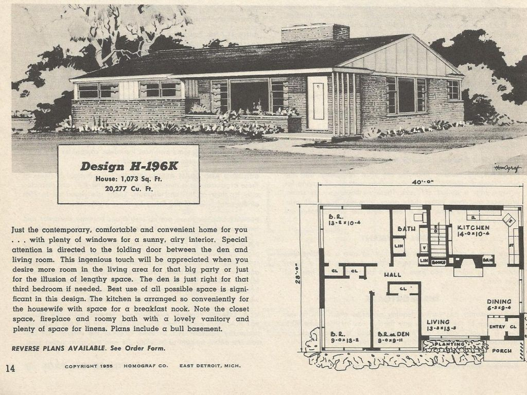 Beautiful-1950s-ranch-house-plans-1W92-1024x768.jpg (1024×768 ...
