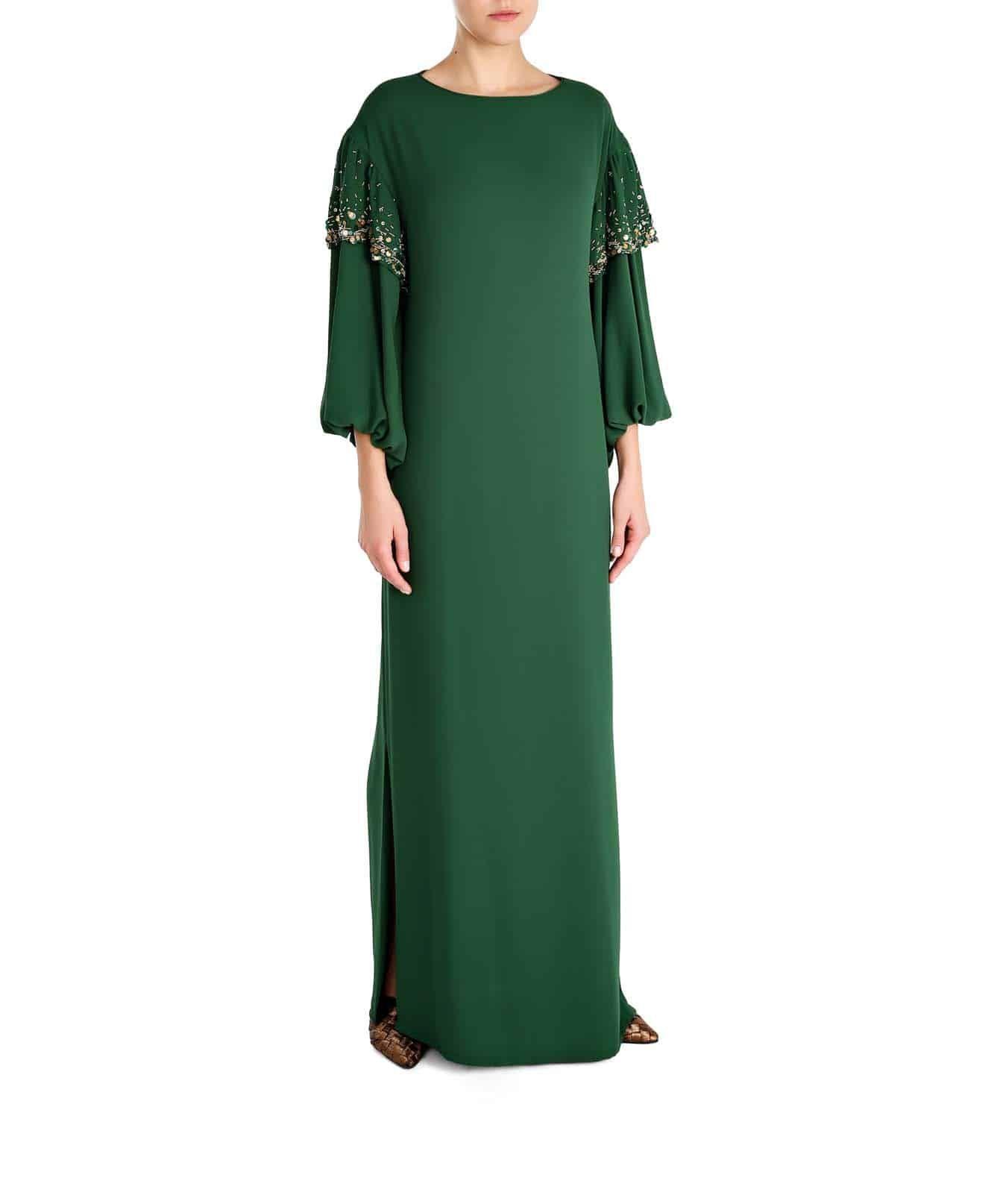 موديلات فخمة من ماركة أمل الرئيسي لصيف 2019 Fashion Shoulder Dress Dresses