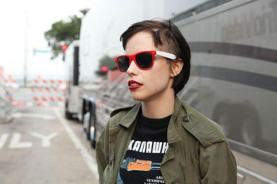 Alice Glass Sunglasses Women Women Square Sunglass
