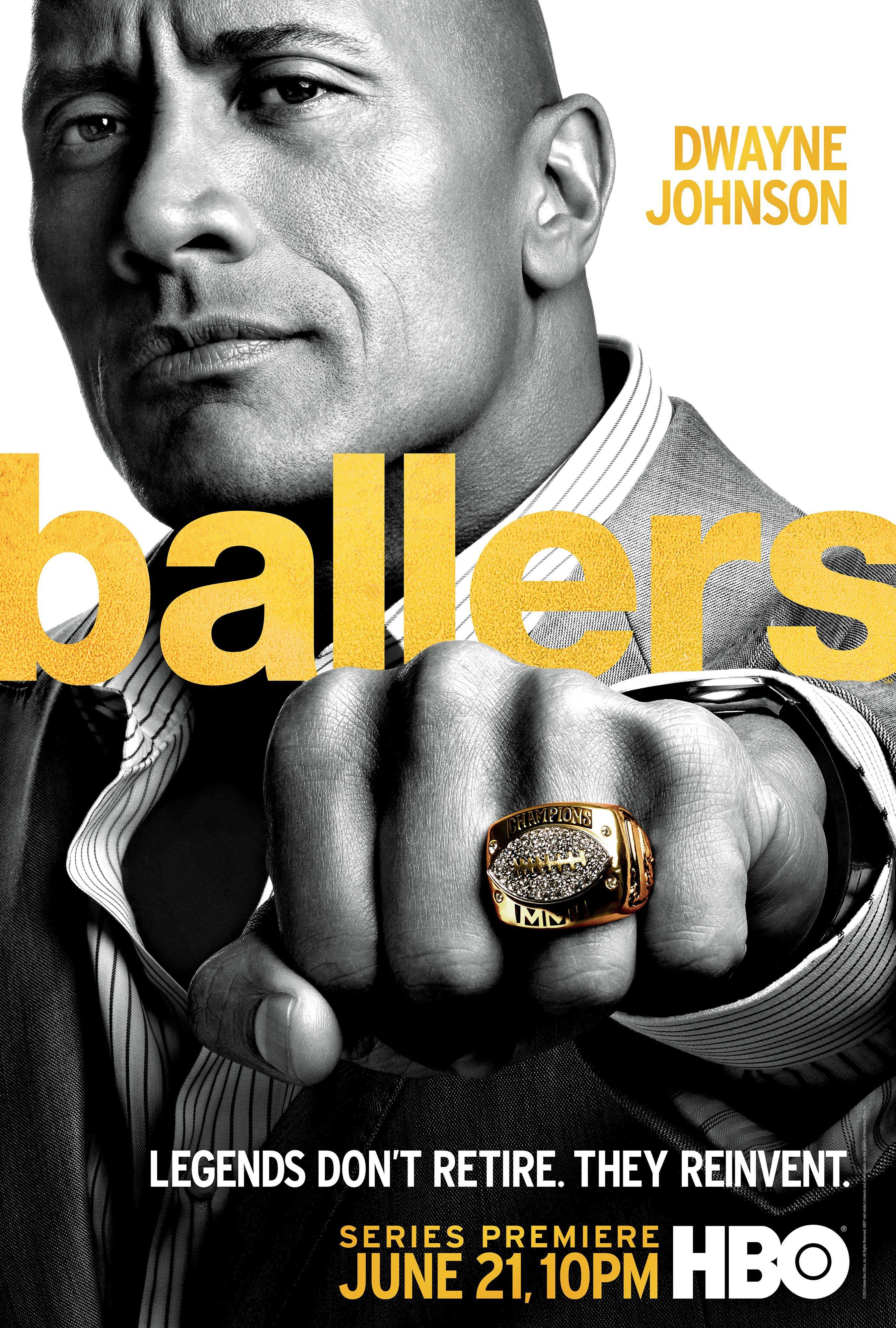Ballers 3 Sezon 2 Bolum Full Hd Turkce Altyazi Izle Dwayne Johnson The Rock Dwayne Johnson Hbo