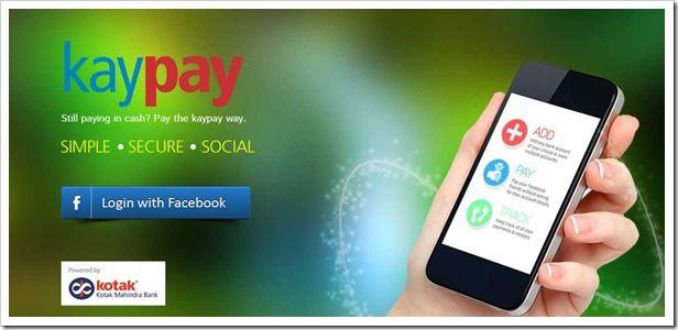 Kaypay Kotak S New Facebook Money Transfer Platform Social Media Send Money Money Transfer