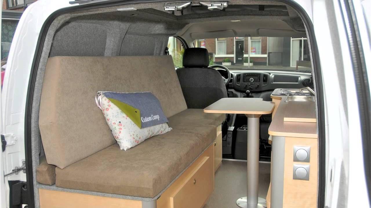 nissan nv200 camper google zoeken camp pinterest ausbau. Black Bedroom Furniture Sets. Home Design Ideas