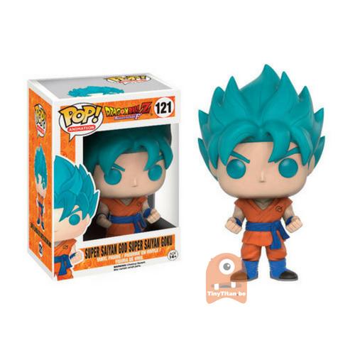 Pop Animation Super Saiyan God Super Saiyan Goku 121 Dragonball Super Funko Pop Goku Pop