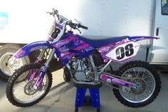 Purple Dirt Bikes Google Search Pink Pinterest Dirt Biking