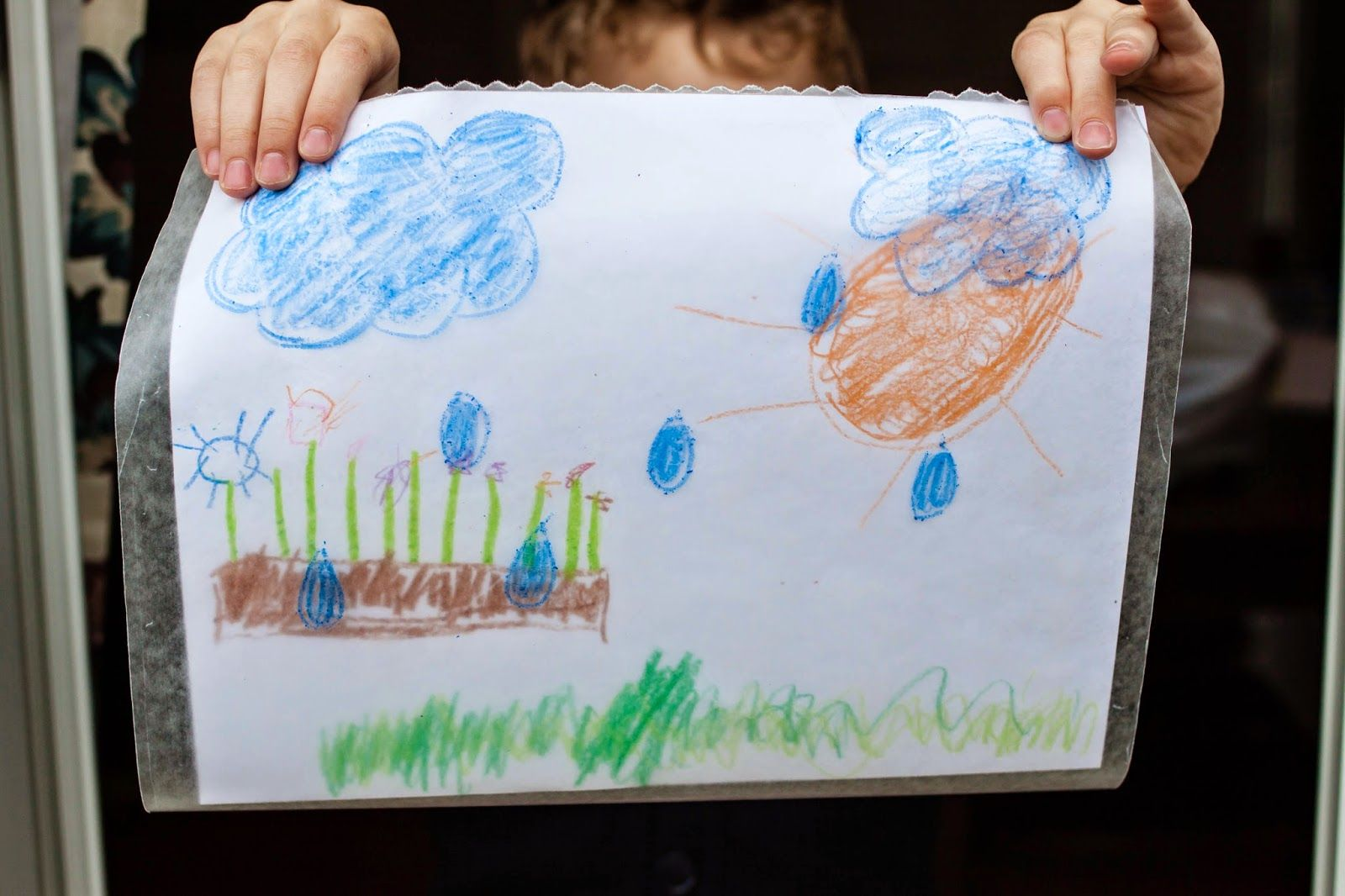 Preschool Lessons On Weather With A Fun April Showers