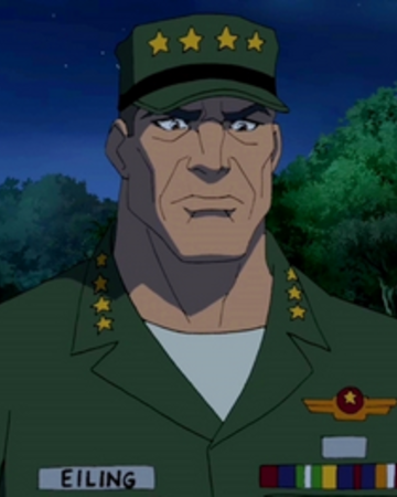 Wade Eiling Young Justice Wiki Fandom Christopher Jones Justice League Unlimited Blue Eyed Men