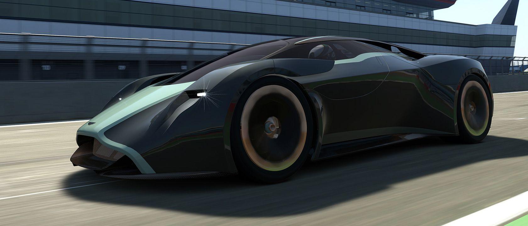 Aston Martin DP-100 Vision Gran Turismo | VISION GRAN TURISMO ...