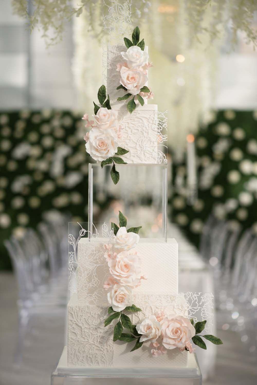 2020 Wedding Trend Forecast Wedding cake designs
