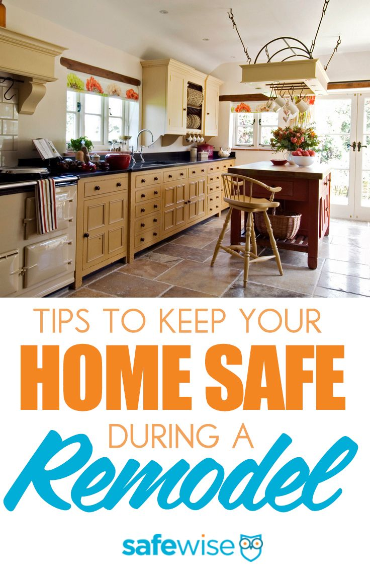 Top Tips for Protecting Your Home During a Remodel