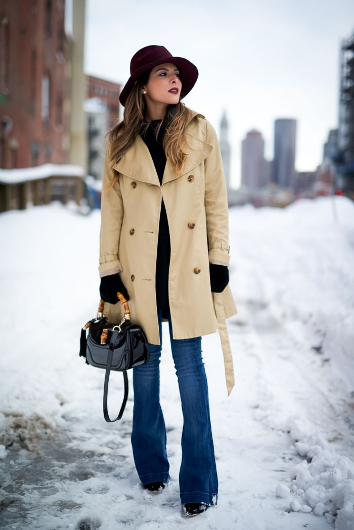 Trench Coat - Winter Fashion | Trench coats, Winter fashion and Trench