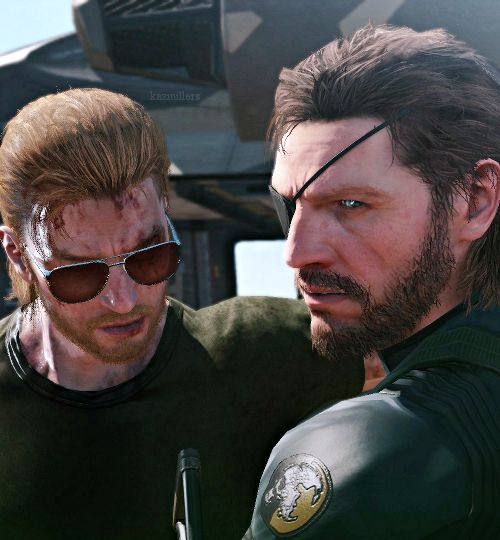 Kaz Big Boss Metal Gear Solid Metal Gear Metal Gear Series Photos that tagged with it's series are also submitted with tag venom snake (403). pinterest