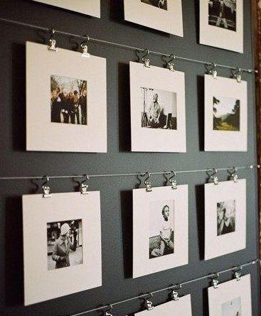 10 Diy Foto Ideen So Könnt Ihr Eure Bilder Kreativ In Szene Setzen
