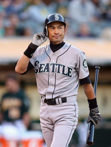 Ichiro Suzuki Miami Marlins current team   MLB   Pinterest   Ichiro