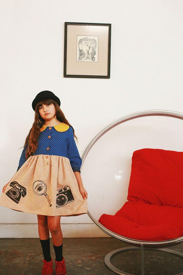 Misha Lulu AW14 — mini style
