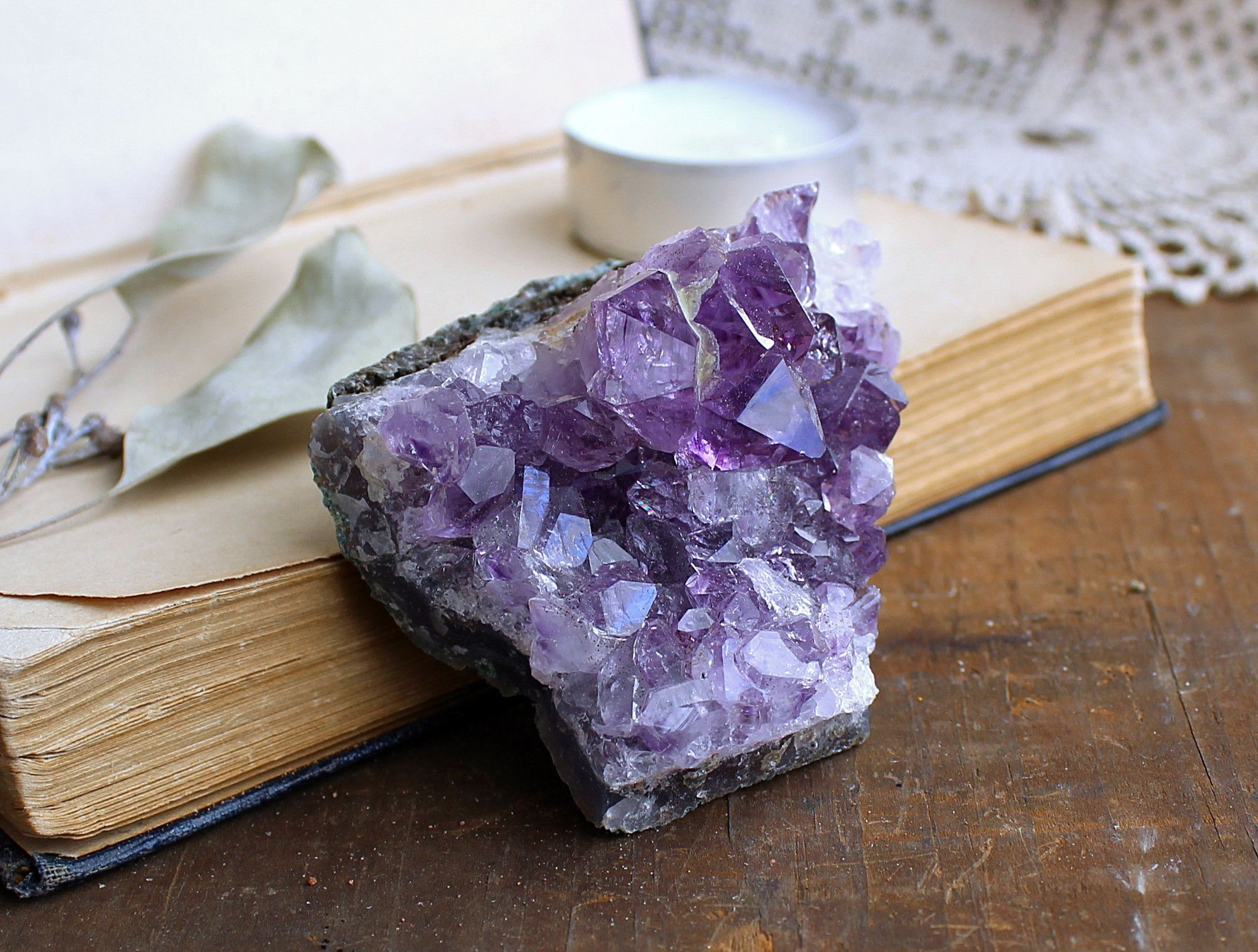 Amethyst Geode Chunk Products Pinterest