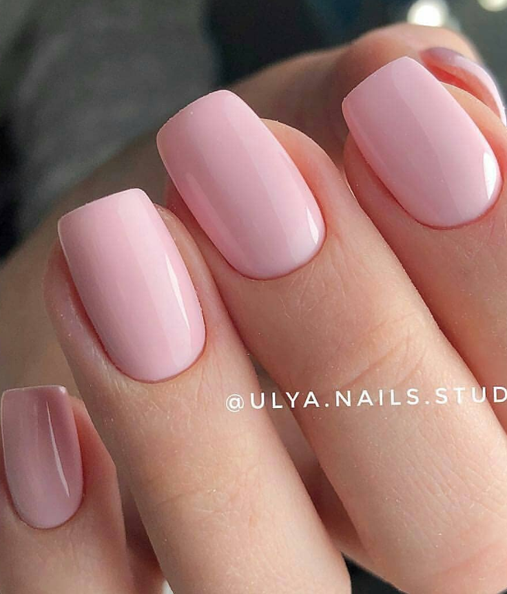 60 Lovely Short Acrylic Square Nails Design Ideas Spring Summer Square Nail Designs Square Nails Nail Designs Spring