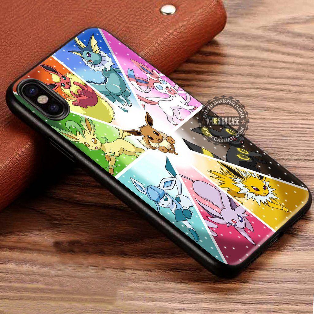 coque iphone 8 umbreon