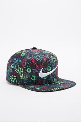 big sale b954c a0cb2 ... store nike pro floral snapback cap in green and pink e55b4 abfe2