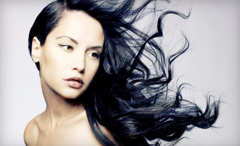 Groupon Haircut And Deep Conditioning With Options For Partial Or