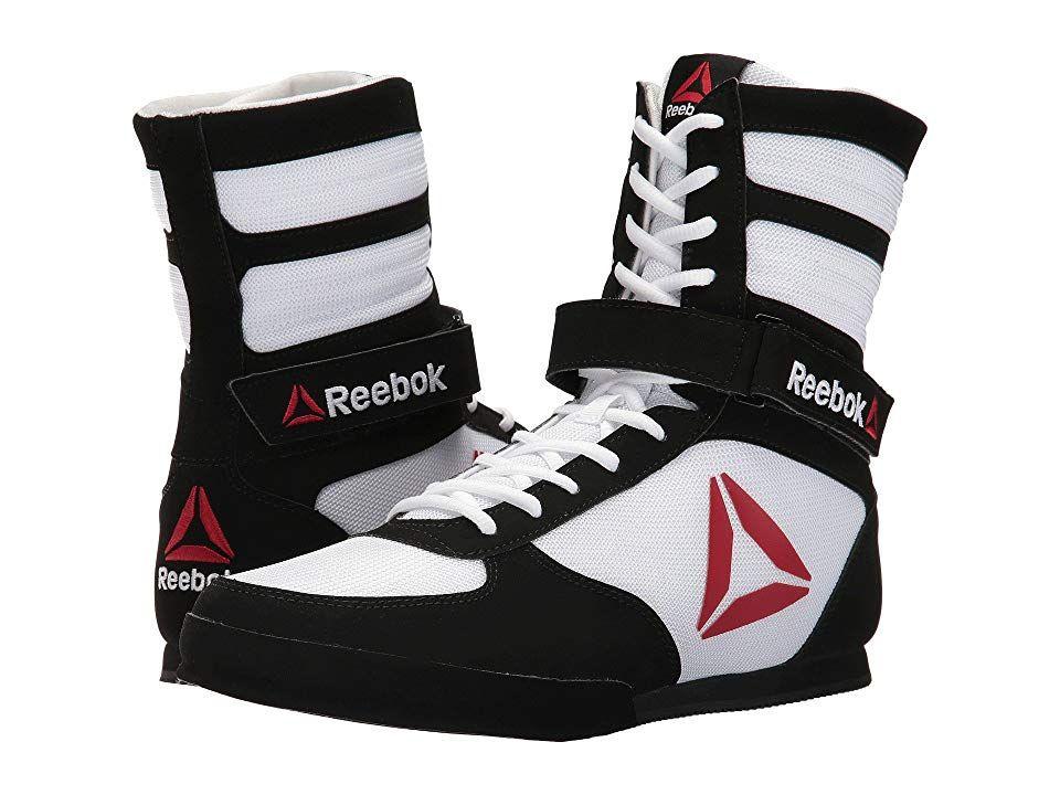 Reebok Boxing Boot Men's Shoes White
