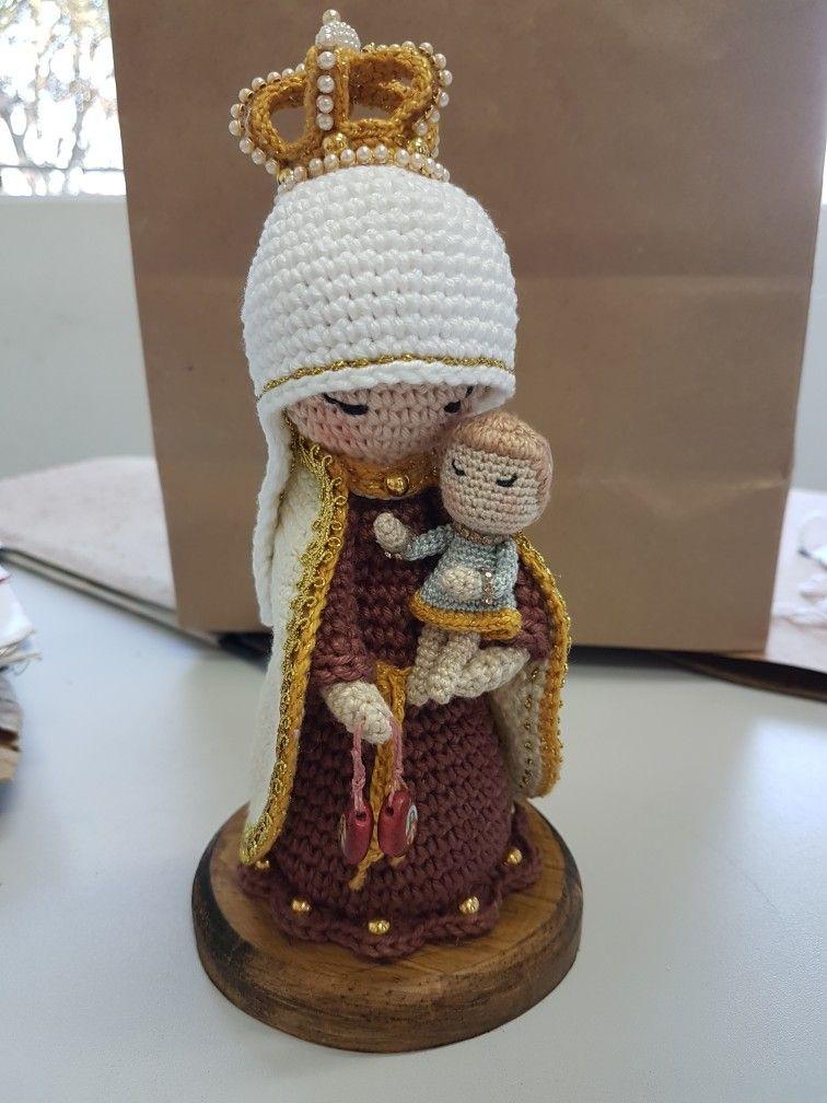 Modelos de Amigurumi Anjo   crochet   Anjos de natal, Bonecas de ...   1008x756