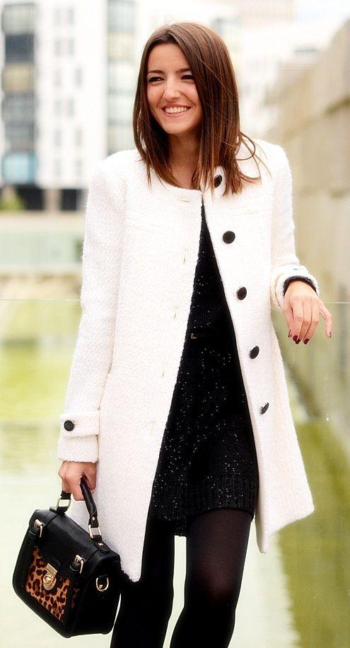 Blusa Formal camisa cárdigan blanco sólido elegante mujer